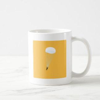 Fallschirm Kaffeetasse
