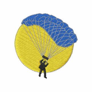 Fallschirmspringen Freizeitjacke