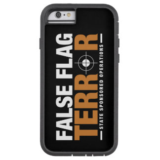 Falscher Flaggen-Terror iPhone 6/6s Fall Tough Xtreme iPhone 6 Hülle
