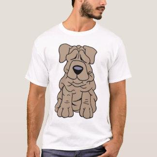 Faltenhund T-Shirt