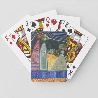 Familia klassische Spielkarten