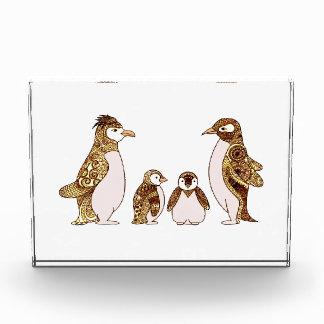 Familie der Pinguine Auszeichnung