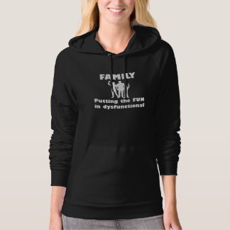 Familie dysfunktionell hoodie