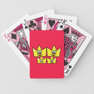 Familie Schwul Königinnen - Spiel Chartas,- Frauen Bicycle Spielkarten