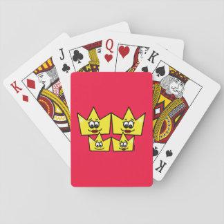Familie Schwul Königinnen - Spiel Chartas,- Frauen Spielkarten