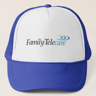 Familie telecare Hut Truckerkappe