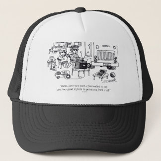 Familien-Ferien Truckerkappe