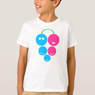 Familien-Frucht-Logo-T-Stück T-Shirt