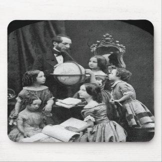 Familien-Geografie-Lektion ~ 1850 Mauspads