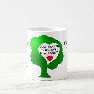 Familien-Liebe - Wiedervereinigungen - Tasse