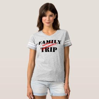 Familien-Reise Mission Impossible T-shirt