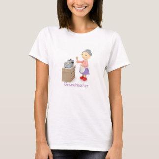 Familien-T - Shirts--Großmutter T-Shirt