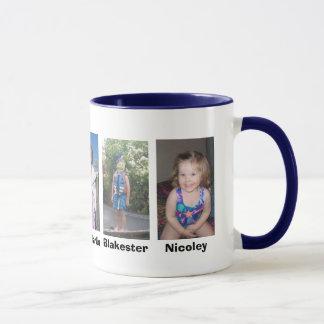 Familien-Tasse Tasse