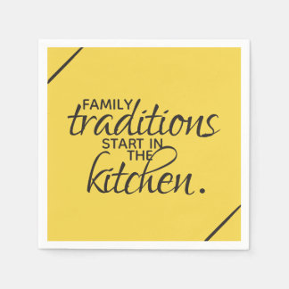 Family Traditions Start in the Kitchen