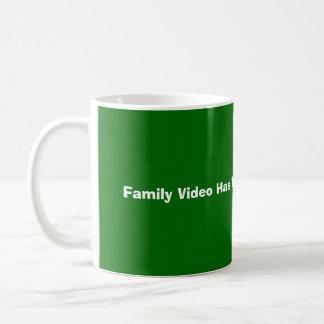 Familien-Video hat die besten Videospiele! Tasse