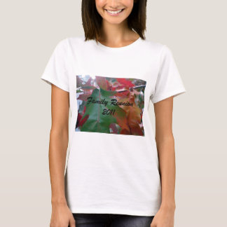 Familien-Wiedersehen 2011 T-Shirt