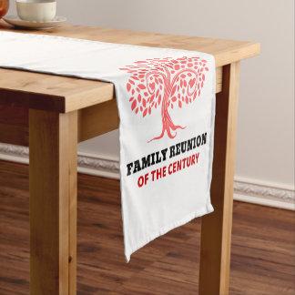 Familien-Wiedersehen des Jahrhunderts Kurzer Tischläufer