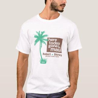 Familien-Wiedersehen - grundlegend T-Shirt