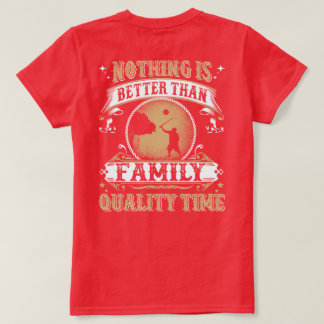 Familien-Zeit T-Shirt