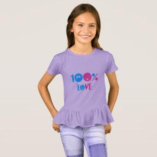 Familienfrucht Liebe 100% T-Shirt