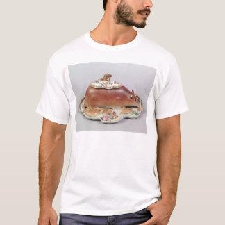 Famille Rosensoßetureen und -abdeckung modelliert T-Shirt