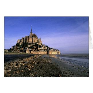 Famous Le Mont Insel-Festung St. Michel herein Karte
