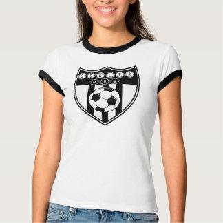 Fan der Fußball-Mamma-#1 T-Shirt