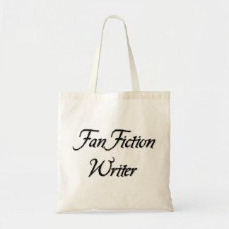 Fan-Fiktions-Verfasser Budget Stoffbeutel