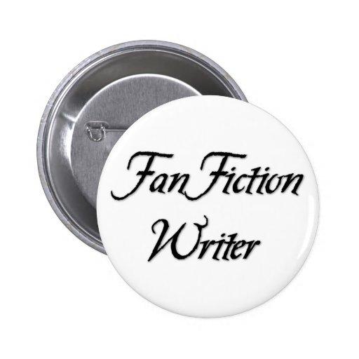 Fan-Fiktions-Verfasser Button