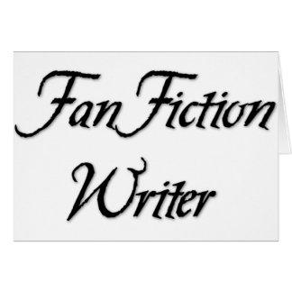 Fan-Fiktions-Verfasser Karten