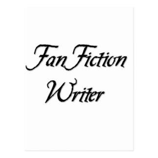 Fan-Fiktions-Verfasser Postkarten