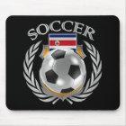 Fan-Gang Costa Rica-Fußball-2016 Mousepad
