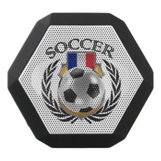 Fan-Gang Frankreich-Fußball-2016 Schwarze Bluetooth Lautsprecher