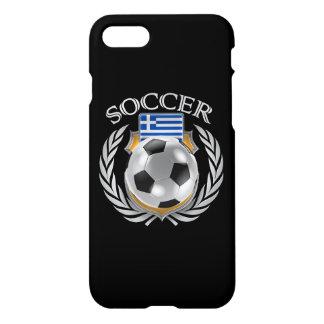 Fan-Gang Griechenland-Fußball-2016 iPhone 8/7 Hülle