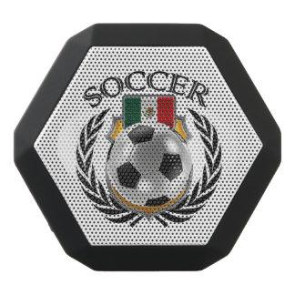Fan-Gang Mexiko-Fußball-2016 Schwarze Bluetooth Lautsprecher