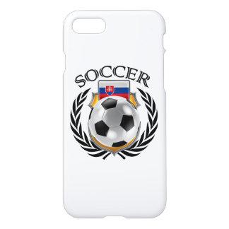 Fan-Gang Slowakei-Fußball-2016 iPhone 7 Hülle