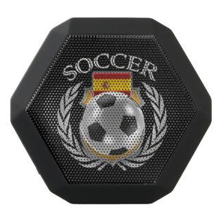 Fan-Gang Spanien-Fußball-2016 Schwarze Bluetooth Lautsprecher