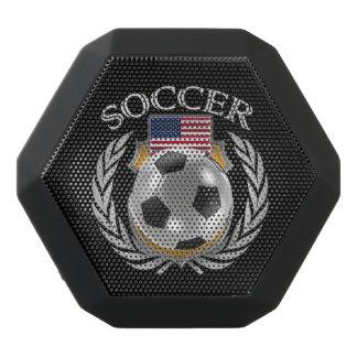 Fan-Gang USA-Fußball-2016 Schwarze Bluetooth Lautsprecher