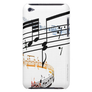 Fanataisie (Opus 7) Barely There iPod Etuis