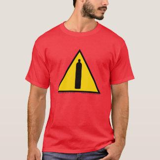 Fanboy-Behälter-Logo-Shirt T-Shirt