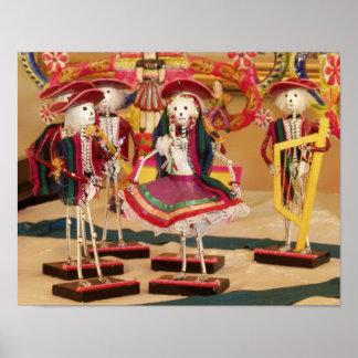 Fandango-Tag der toten Tänzer Poster