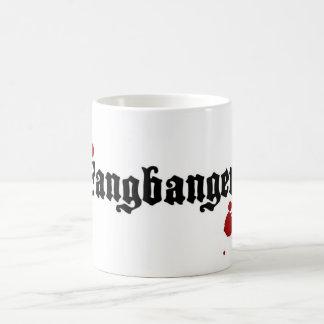 Fangbanger. Kaffeetasse
