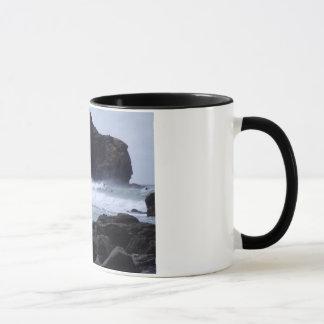 Fangen einer Welle Tasse