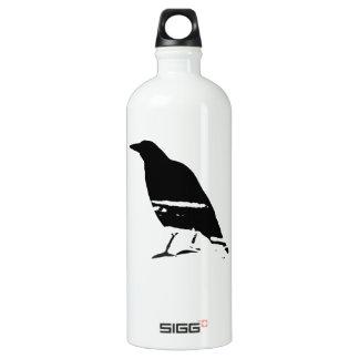 Fangen Sie an zu trinken Wasserflasche