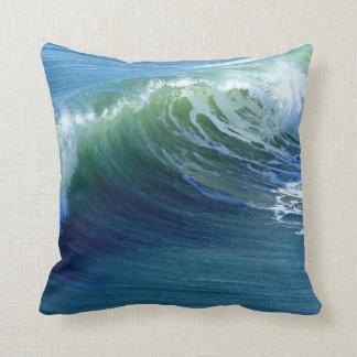 Fangen Sie die Welle Kissen