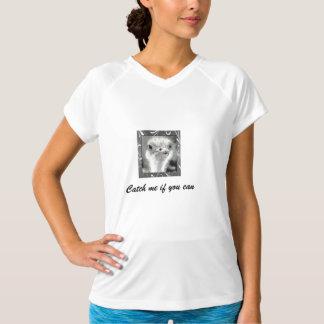 Fangen Sie mich, wenn Sie der T - Shirt Sport-Tek
