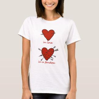 Fangirl Elende T-Shirt