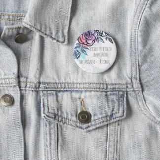 Fangirl Knopf meine Zerstampfung ist fiktives Runder Button 5,1 Cm