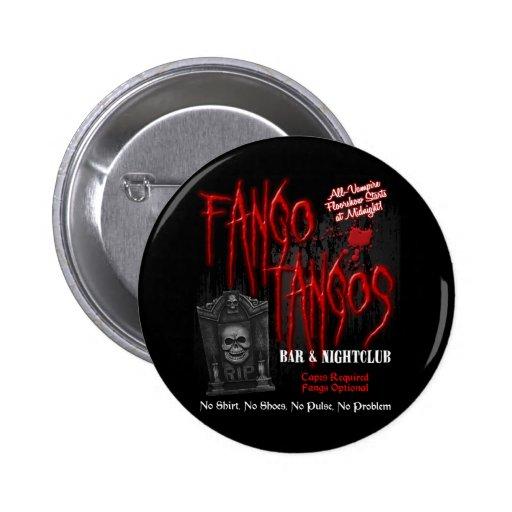 Fango Tango-Vampirs-Nachtklub Button
