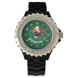 Fankreich - France Uhr